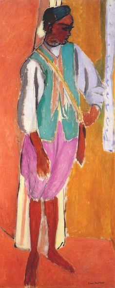 Amido by Henri Matisse, 1912