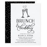 Brunch & Bubbly | Bridal Shower Invitation