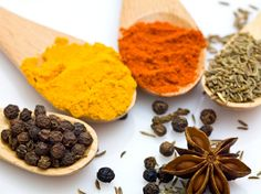 To cut the risk of a high-fat meal, add spices! From NPR.