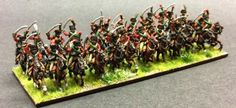 Napoleonics in Miniature - Guard Chasseurs a Cheval