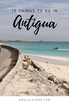 Wondering what to do on the Caribbean island of Antigua? Here are 15 of the best and most unique things to do in Antigua. Antigua Caribbean, Caribbean Vacations, Caribbean Honeymoon, Bahamas Honeymoon, Places To Travel, Places To See, Travel Destinations, All Inclusive Resorts, Travel Inspiration