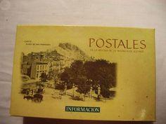. Colecci�n postales en la Provincia de Alicante. Oportunidad de adquirir una completa colecci�n de postales de la Provincia de Alicante, publicada por el Diario Informaci�n. En su reverso, informaci�n sobre sellos de �poca. Consulta todos mis productos pon