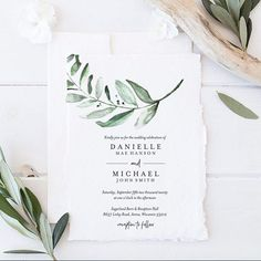 I have a soft spot for torn edges and greenery. ___ Today on the blog I'm sharing some of my fav simple wedding invitations that will WOW your guest AND where to find them! ___ Starting off with these beauties from @blisspaperboutique ___ Link in profile . . . . . #planningawedding #weddingplans #weddingideas #weddinginspo #weddingplanningtips #weregettingmarried #gettingmarried #huffpostido #justengaged #bridetobe #bride2b #theeverygirl #theeverydaygirl #glitterguide #thatsdarling…