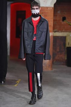 Agi & Sam - Fall 2017 Menswear