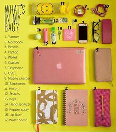 Esenciales para una jovencita