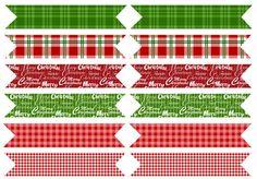 Christmas Party Flags #christmas