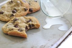 Soft & Chewy Gluten-Free Chocolate Chip Cookies Recipe