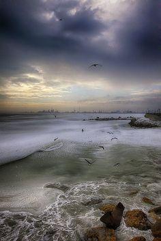 by Elisa Ursalas Lupu Black Sea, Constanta, Romania