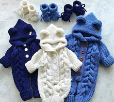 Items similar to Baby knit romper Knitted romper Knit overall Baby romper Spring romper Newborn romper Knit bodysuit Knitted baby clothes Knitted jumpsuit on Etsy Knitted Baby Outfits, Knitted Baby Clothes, Baby Doll Clothes, Knitted Romper, Baby Boy Outfits, Knitting Bear, Baby Boy Knitting Patterns, Knitting For Kids, Knit Patterns