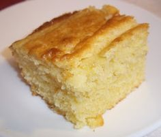 The Daily Smash: Sweet Cornbread Cake