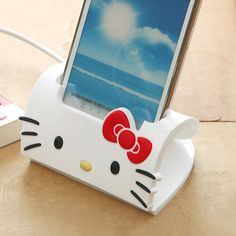 hello kitty mobile phone holder