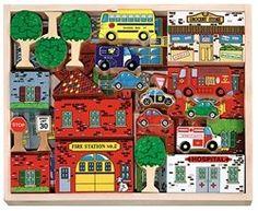 Best Price Melissa & Doug Deluxe Wooden 53-Piece Town Blocks Set Special offers - http://wholesaleoutlettoys.com/best-price-melissa-doug-deluxe-wooden-53-piece-town-blocks-set-special-offers