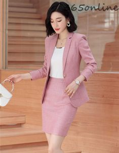 Hijab Fashionista, Office Dresses For Women, Clothes For Women, Suit Fashion, Fashion Outfits, Uniform Design, Dress Suits, Blazers For Women, Skirt Outfits