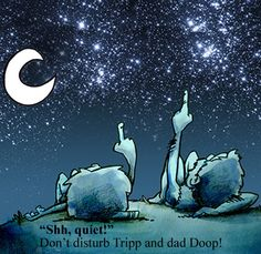 Time Flies when you're Sound Asleep....  Is it normal for a bedtime story to work so well?