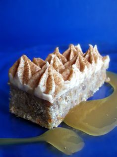 Caramel Injected Cinnamon Carrot Cake
