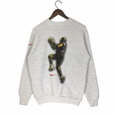 Excited to share this item from my shop: Vintage NIKE Michael Jordan Sweatshirt Chicago Bulls Michael Jordan Golf Sweatshirt Nike American Basketball Player Medium Size Made USA Jordan Sweatshirt, Vintage Nike Sweatshirt, Basketball Sweatshirts, Nike Sweatshirts, Michael Jordan Golf, Retro Outfits, Vintage Outfits, Zoom Iphone, Iphone 5c