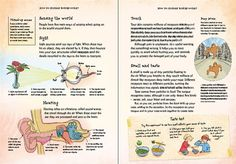 "What's biology all about? Usborne Books: ""What's science all about?"" series"