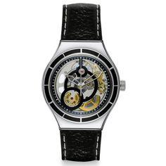 10 montres a moins de 2000 euros: Swatch Squelette Automatique