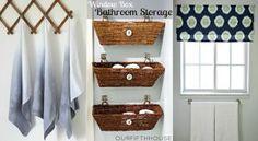 15+idées+DIY+pour+décorer+votre+salle+de+bain+à+petit+prix