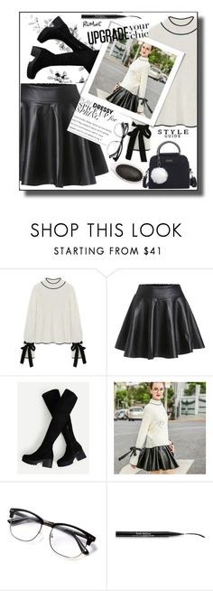 """Romwe 7/10"" by smajicelma ❤ liked on Polyvore featuring Trish McEvoy, gift and sale"