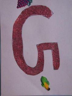 G for Glitter