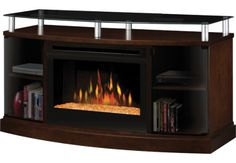TheBrick.com - Dimplex Windham Media Stand and Fireplace (MA1015PK2)