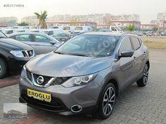 Nissan Qashqai 1.6 Black Edition 2015 QASHQAI 1.6DCI B.EDITION DİZEL-OTOMATİK-CAMTAVAN-NAVIGASYON