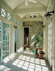 in love with every detail! especially the criss-cross style windows at the top