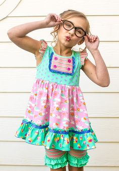 Puddle Jumper Top - Matilda Jane Clothing