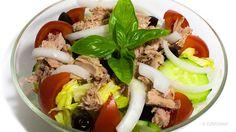 Tuna Salad Time Lapse