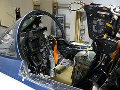F-14 Tomcat The cockpit I always wondered to inhabit