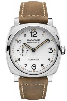 Panerai Radiomir 1940 3 Days Automatic Acciaio – 42mm » La Revue des montres