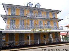 Bar des Palmistes à Cayenne