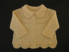I love the lacy flower design in this Precious Girls Sweater! This Lace Baby Sweater is so cute. This Jiffy Knit Sweater is a quick and easy, well written pattern! This Quickie 5 Hour Baby Sweater is so perfect can't wait to start on a two toned version of this! This Top Down Sweater is my …