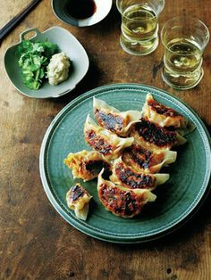 El Online | recipe sauce condiment wasabi gyoza Kimchi] [ELLE a table japanese dumplings