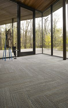 Interface | Modular Carpet Tile | Near & Far | NF400 Hemp