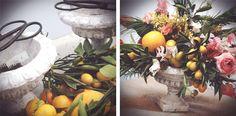 love this floral arrangement by Saipua