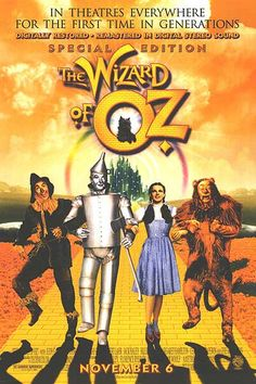 The Wizard of Oz - every Easter (funny it was every Christmas for DH growing up in England)