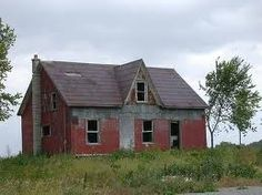 abandoned home love