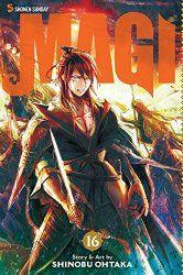 "Manga Review: ""Magi"" Volume 16"