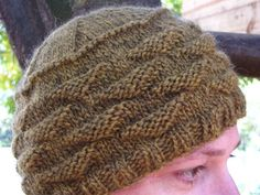 The Sherpa Hat Pattern, PDF, Knitting by mamma4earth on Etsy