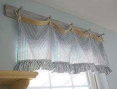 nautical curtains Going a little Coastal's blog