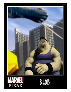 MINION FACTORY: Pixar Invades The Marvel & DC Comics Universe!