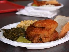 Bolton's Spicy Chicken & Fish Nashville, TN : Food Network - FoodNetwork.com