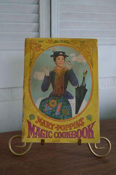 Mary Poppins Magic Cookbook