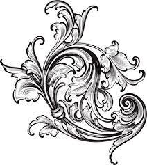 「Baroque scroll」の画像検索結果