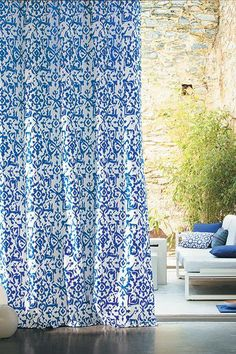 These beautiful textiles are perfect for either outdoor or indoor use!