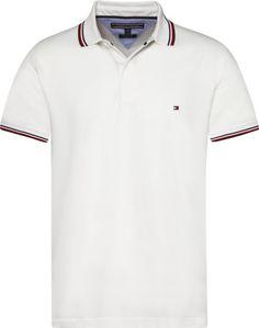 Tommy Hilfiger Poloshirt »TOMMY TIPPED REGULAR POLO« für 79,90€. Die neue Kollektion ist da, Die neue Kollektion ist da, Die neue Kollektion ist da bei OTTO