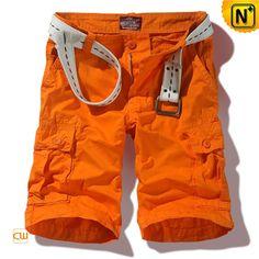 Cotton Striped Cargo Shorts For Men | Best Cargo short ideas