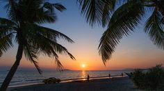 https://flic.kr/p/dXwtpm   Beach Sunset   Sanya Bay, Sanya, China…